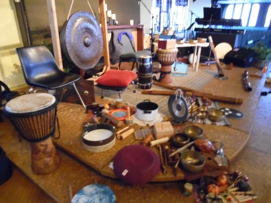 CDC drums